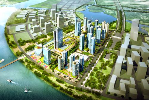 US$2.2 billion to build Thu Thiem 'smart city' in HCM City