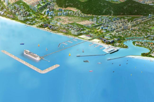 Phu Quoc – A billion USD construction site