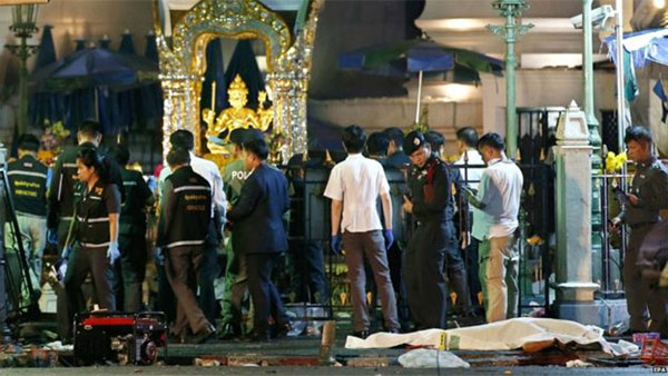 Bangkok bomb was worst ever attack on Thailand, says PM