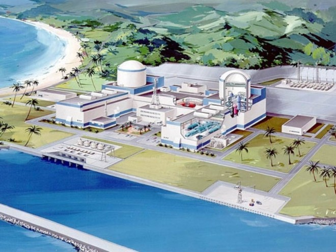 Will Vietnam have the first nuclear power plant in Southeast Asia?
