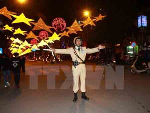 Ha Noi to block streets for National Independence Day parade
