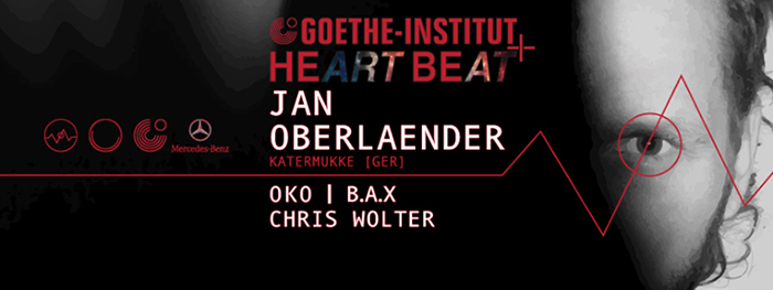 Electronic Music Concert with Jan Oberleander, Oko, Chris Wolter and B.A.X