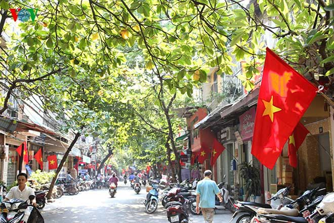 Ten reasons Hanoi is greatest during autumn