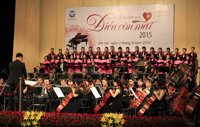 VietNamNet Concert 2015 in pictures