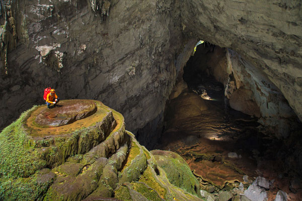 Tour of exploring Son Doong cave closed for four months