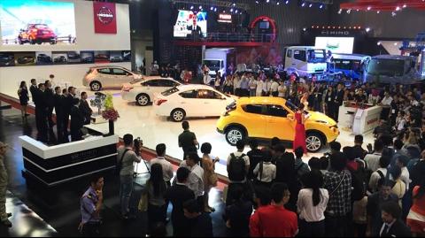 Vietnam Motor Show 2015 on horizon