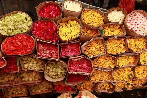 Five markets in Saigon especially loved by foreign tourists