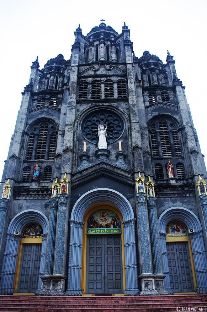 10 beautiful churches in Nam Dinh