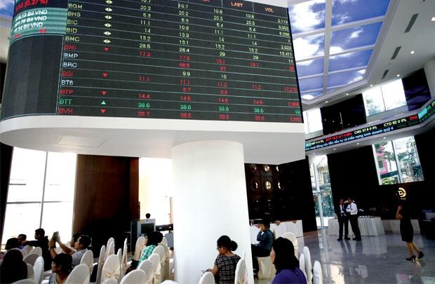 Vietnam, SBV, FED, VN Index