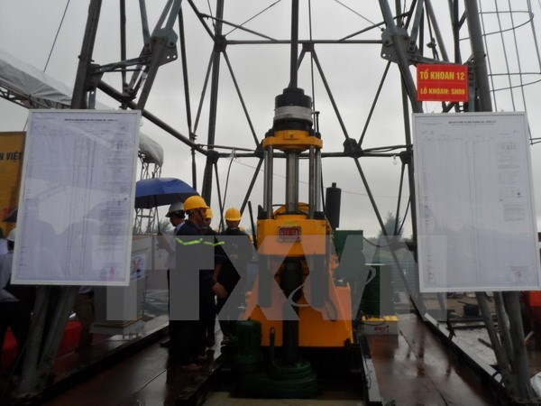 Coal exploration project begins in Thai Binh