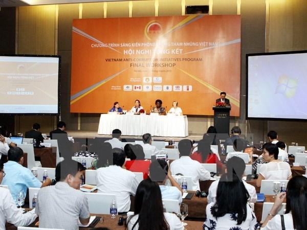 Vietnam Anti-Corruption Initiative yields positive effects