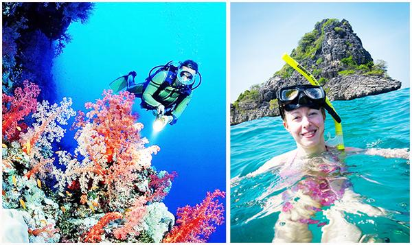 Phu Quoc Island's coral reefs are dying