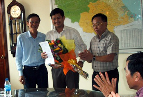Ministry to check the appointment of VN's youngest dept. director