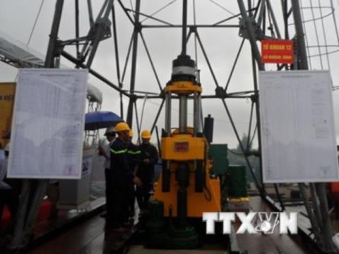 Vietnam, Red River coal basin, exploitation technology