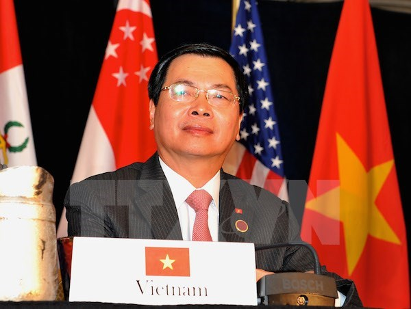 Vietnam to receive various benefits from TPP agreement: Minister
