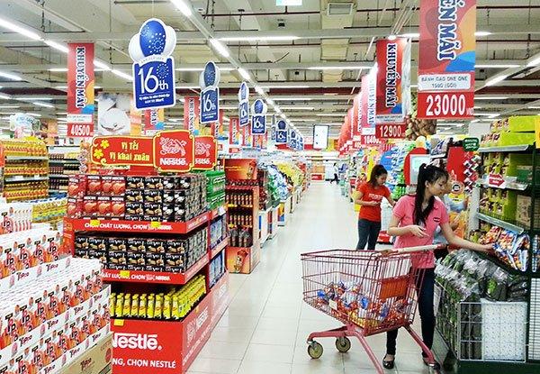 Vietnam, supermarket chain, export turnover, MOIT
