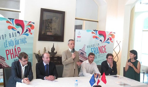 French food and wine festival to be held in HCM City