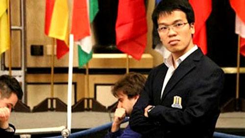 Liem is Millionaire Chess Open runner-up