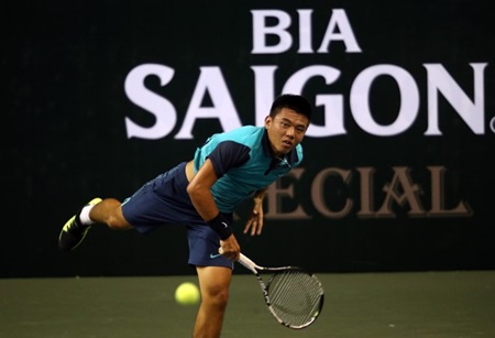 Ly Hoang Nam crashes out of Vietnam Open