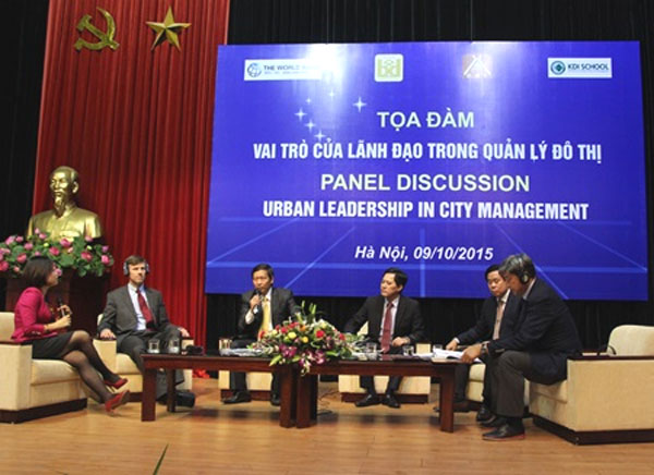Poor planning undermining VN's cities