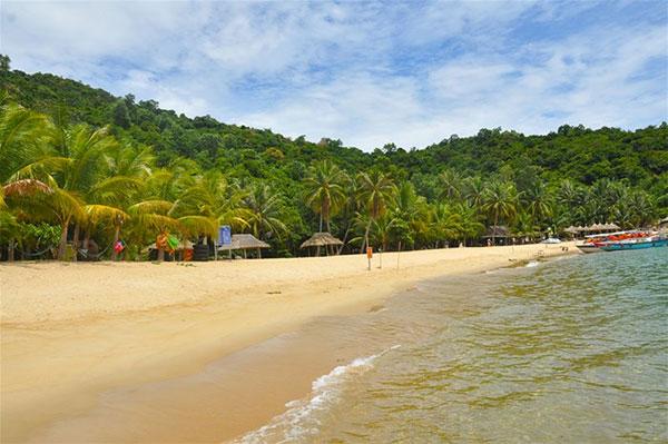 Cu Lao Cham, Cham Island, Cua Dai Beach, Hoi An City