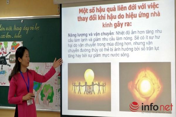 Teachers grope for new teaching method
