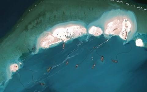 East Sea: China tries to dodge the UNCLOS