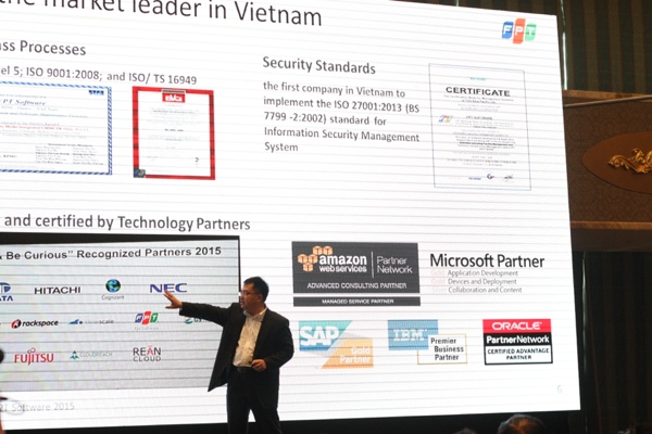 Vietnam, FPT Software, second India, MIC