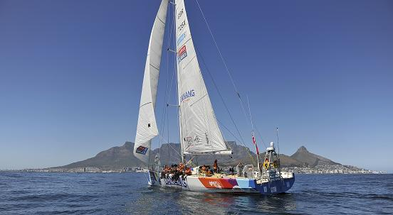 VN team ranks 6th in Race 2 of Clipper Round the World Yacht Race