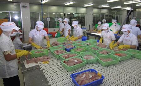 Vietnam, shrimp export, VASEP,