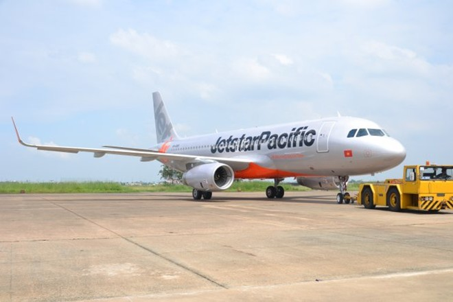 Jetstar Pacific records profit after three years