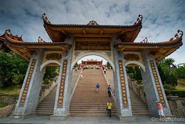 Cai Bau Pagoda – an ideal destination for spiritual tourism