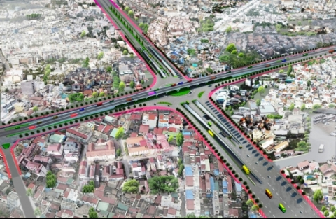 $23 million HCMC tunnel to ease traffic woes, vietnam news, vietnamnet bridge, hcm city traffic