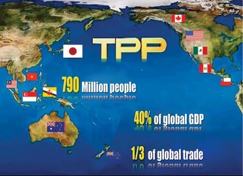 65% of tariffs abolished immediately under TPP, TPP impacts on vietnam, trans-pacific partnership