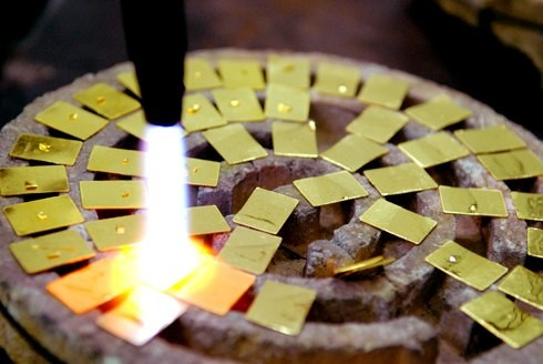 Vietnamese needs 15 tons of gold in Q3