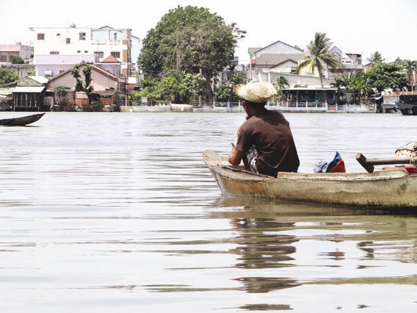 Dong Nai River Protection Committee ineffective