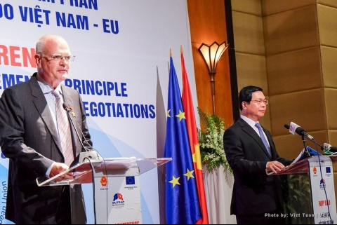 EU-Vietnam Free Trade Agreement to be signed in December