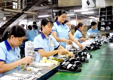 FIEs hold lion's share of VN's footwear exports