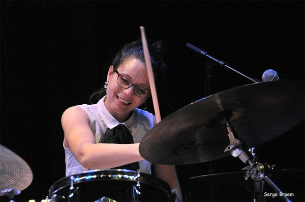 France's popular jazz drummer to perform in HCM City