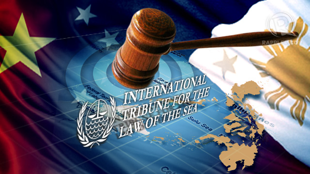 "Will the Permanent Court of Arbitration be able to ""strike down"" China?"