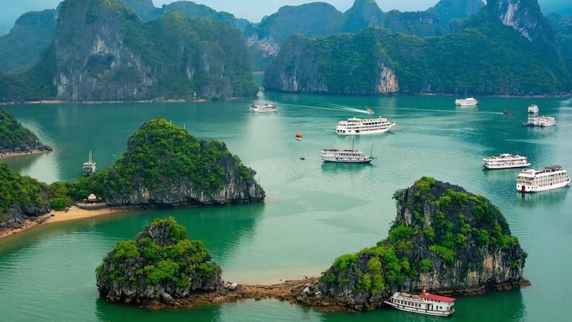 Four destinations in Vietnam rated among top 29 places to visit in Southeast Asia