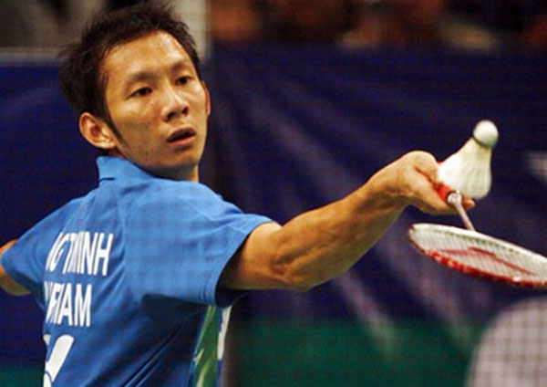 Minh 4 seed in US badminton event
