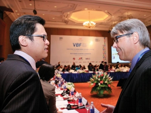 Chambers raise matters at Vietnam Business Forum