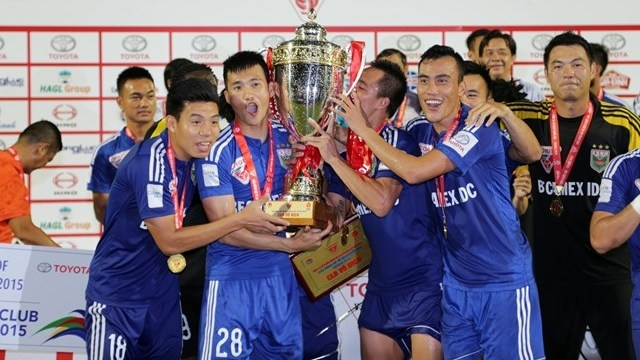 Vietnam secures two slots at 2016 AFC Champions League