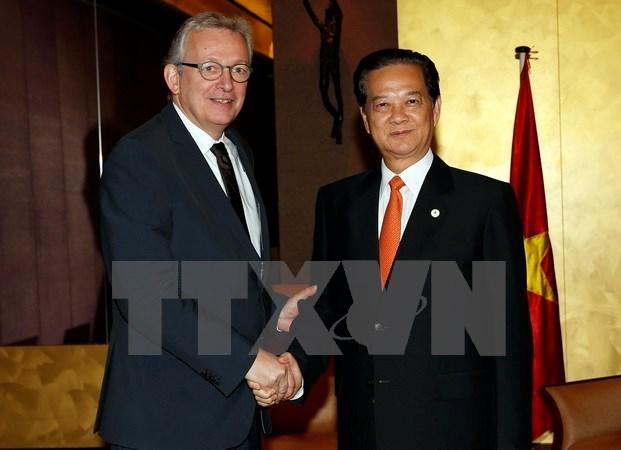 Vietnam, France step up efforts to realise strategic partnership