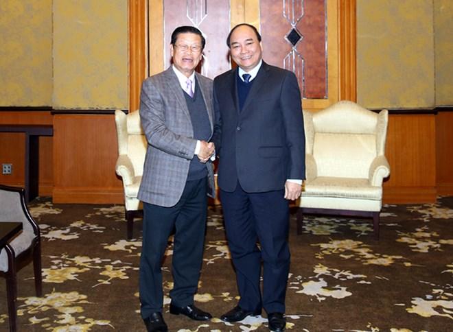 Vietnam, Laos work on measures for 2016-2020 cooperation, vietnam-laos, government news, vietnam, vietnam news, vietnamnet news