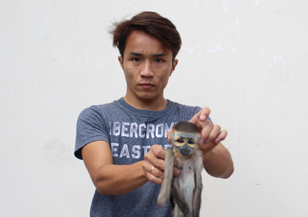Online wildlife trader arrested in HCM City, phan huynh anh khoa, wildlife trafficking, Online wildlife trader arrested in HCM City, vietnamnet bridge, english news, Vietnam news, news Vietnam, vietnamnet news, Vietnam net news, Vietnam latest news,