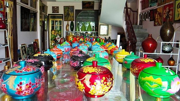 Ha Thai lacquer village, vietnam craft village, vietnamnet bridge, english news, Vietnam news, news Vietnam, vietnamnet news, Vietnam net news, Vietnam latest news, Vietnam breaking news