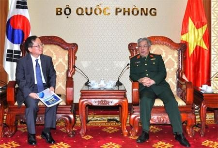 UXO clearance coordination realises Vietnam-RoK agreements, vietnamnet bridge, english news, Vietnam news, news Vietnam, vietnamnet news, Vietnam net news, Vietnam latest news, Vietnam breaking news