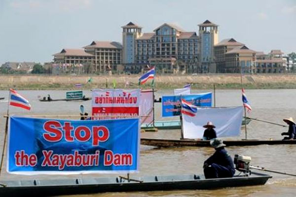 Experts: Mekong dams threaten ecology